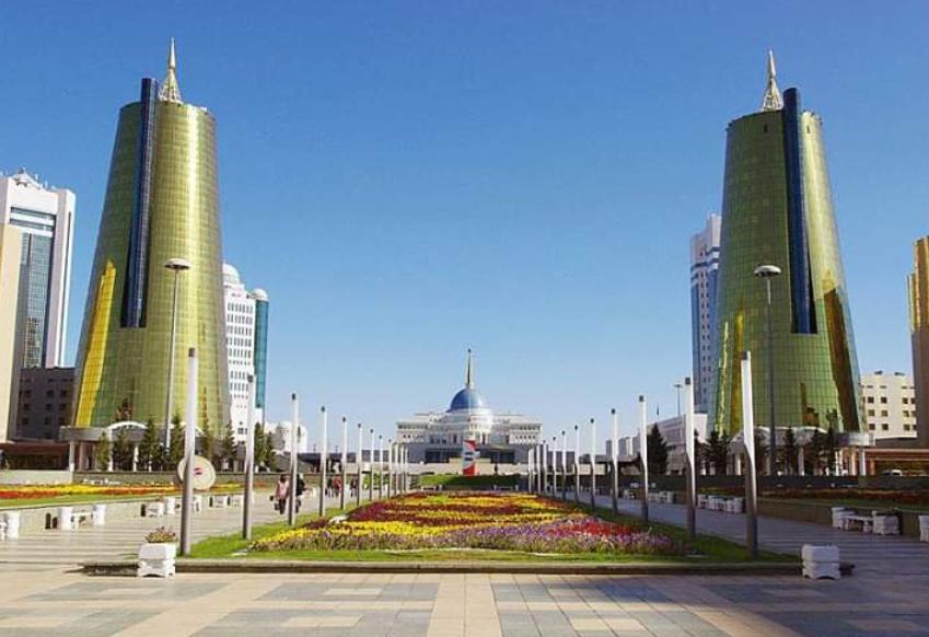 IM70.3アスタナ(カザフスタン)